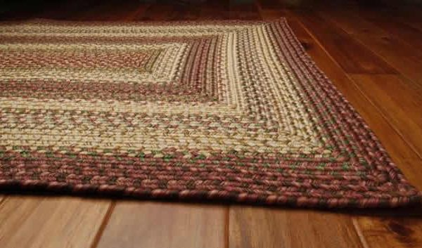 Barcelona Out-Durable Braided Rug