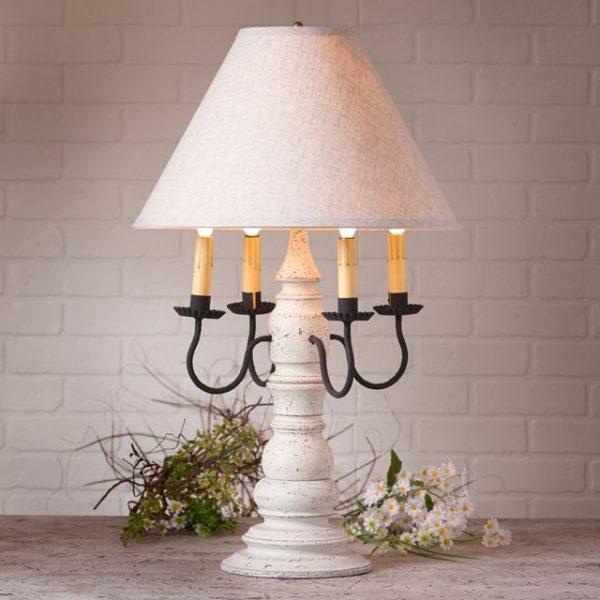Bradford Lamp The 13th Colony